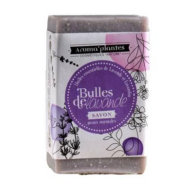 Savon solide Bulles de lavande - aromaplantes - Hygiène