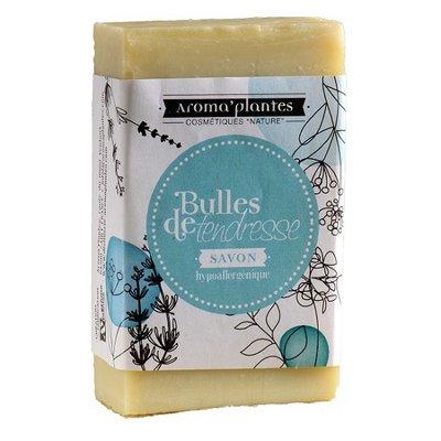 Savon solide Bulles de tendresse - aromaplantes - Hygiène