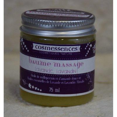 Baume massage lavande - aromaplantes - Massage et détente