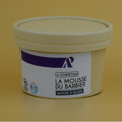 La mousse du barbier - aromaplantes - Hygiène