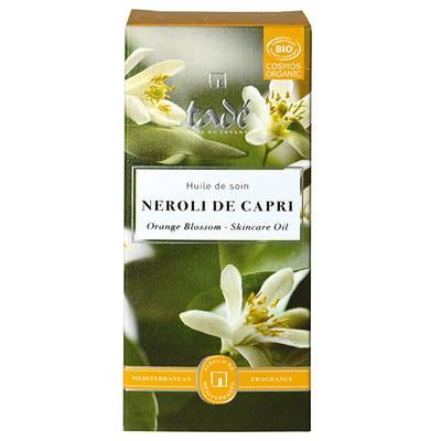 Huile de soin Neroli de Capri - TADE - Massage et détente - Corps