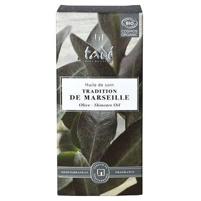 Huile de soin Tradition de Marseille - TADE - Massage et détente - Corps
