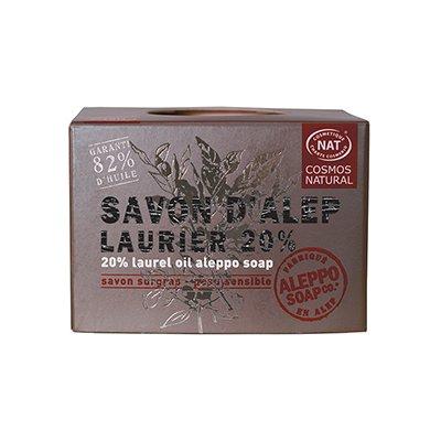 Savon Alep 20% - ALEPPO SOAP CO - Hygiène - Corps