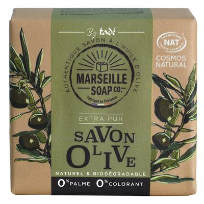 Savon olive - MARSEILLE SOAP CO - Hygiène