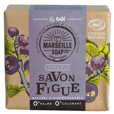 Savon figue - MARSEILLE SOAP CO - Hygiène