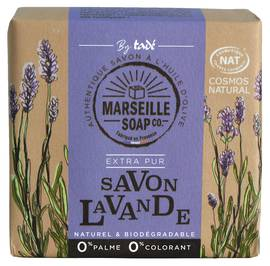 Savon lavande - MARSEILLE SOAP CO - Hygiène