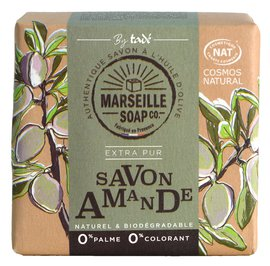 Savon Amande - MARSEILLE SOAP CO - Hygiène