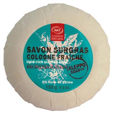 SAVON SURGRAS COLOGNE FRAÎCHE - ALEPPO SOAP CO - Hygiène
