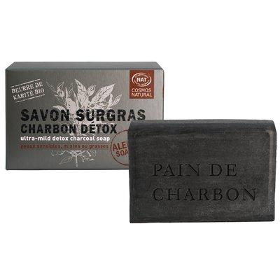 Savon surgras charbon - ALEPPO SOAP CO - Hygiène
