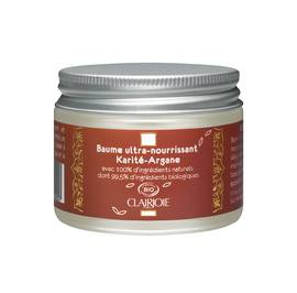 Argan-shea butter balm - Clairjoie - Massage and relaxation