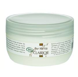 Organic Shea butter - Clairjoie - Massage and relaxation