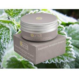 image produit Crème exfoliante façon vert glacé