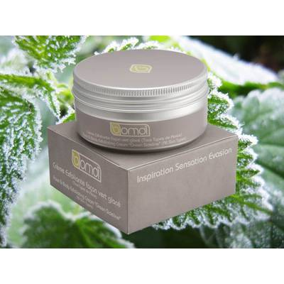 Crème exfoliante façon vert glacé - BOMOÏ - Face