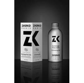 image produit Exfoliating gel with diatomous seaweeds zvonko