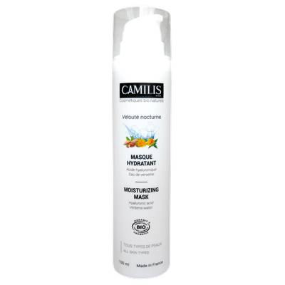 Moisturizing mask - Camilis  - Face