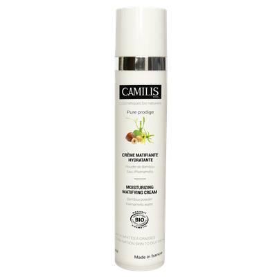 Crème matifiante hydratante - Camilis  - Visage