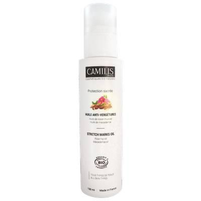 Stretch marks oil - Camilis  - Body