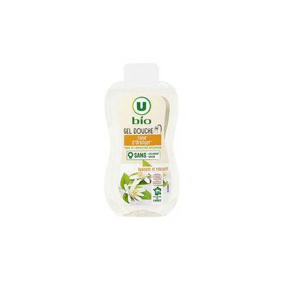 u-bio-gel-douche-orange-the-vert