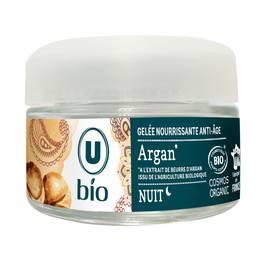 Argan anti ageing jelly - U BIO - Face
