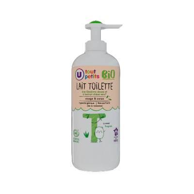 Lait de toilette - UTP BIO (U TOUTS PETITS BIO) - Bébé / Enfants
