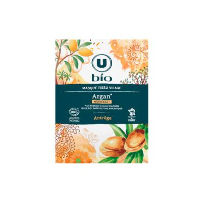 Anti-ageing Mask - U BIO - Face