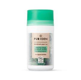 Déodorant Roll-On protecteur longue durée 50ml pour lui - PUR EDEN - Hygiène