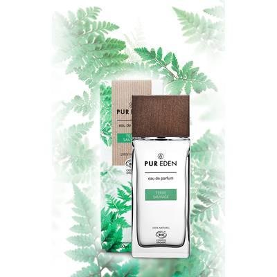 EAU DE PARFUM TERRE SAUVAGE 50ML POUR LUI - PUR EDEN - Parfums et eaux de toilette
