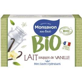 image produit Mon savon hydratant lait soupçon de vanille