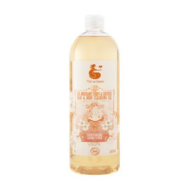 Hair and body cleaning gel almond flower - H2O at Home - Hygiene - Hair