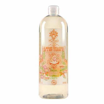 Hair and body cleaning gel babley sugar - H2bio® - Hygiene - Hair