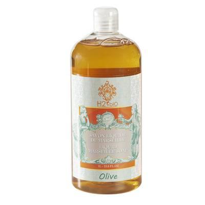 Savon Liquide de Marseille Olive - H2bio® - Hygiène