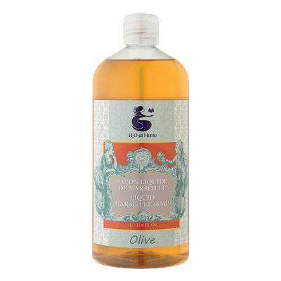 Savon Liquide de Marseille Olive - H2O at Home - Hygiène