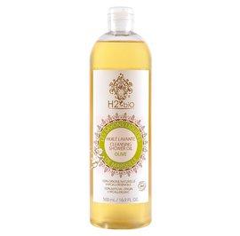 image produit Cleansing shower oil olive