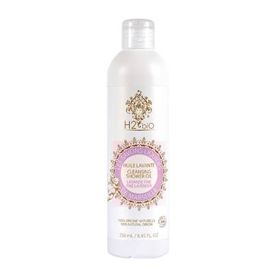 Cleansing Shower Oil Fine Lavender - H2bio® - Hygiene