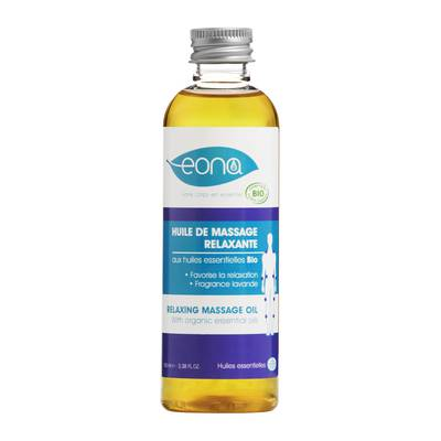Massage oil - EONA - Body - Massage and relaxation