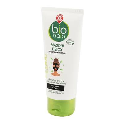 Masque detox - Bionaia - Visage