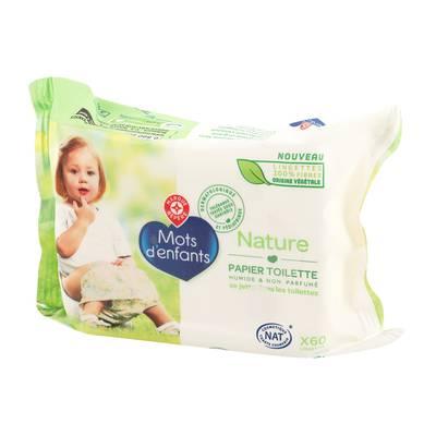 Lingettes toilette enfants - Mots d'Enfants bio - Corps