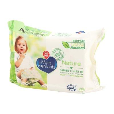 Baby wipes - Mots d'Enfants bio - Body