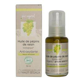 Grape seed oil - Laboratoire du haut segala - Body
