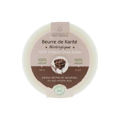 Beurre de Karité - Laboratoire du haut segala - Corps
