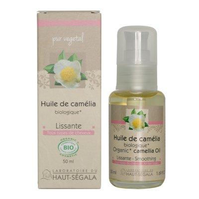 Camellia oil - Laboratoire du haut segala - Hair