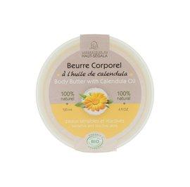 Calendula body butter - Laboratoire du haut segala - Body