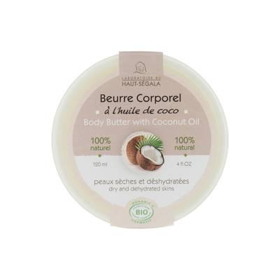Coconut body butter - Laboratoire du haut segala - Body