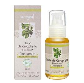 Organic* calophylle oil - Laboratoire du haut segala - Massage and relaxation