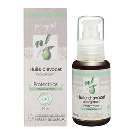 Organic* avocado oil - Laboratoire du haut segala - Massage and relaxation