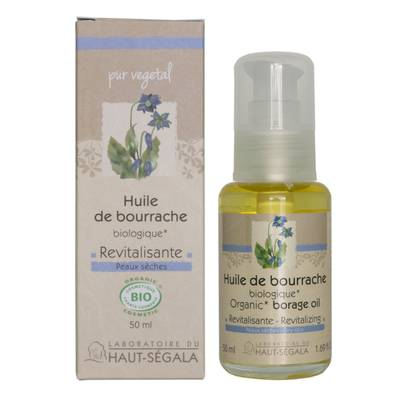 Borage oil - Laboratoire du haut segala - Massage and relaxation