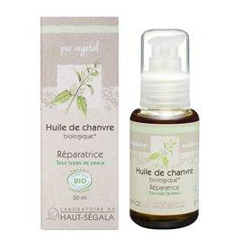Organic* hemp oil - Laboratoire du haut segala - Massage and relaxation