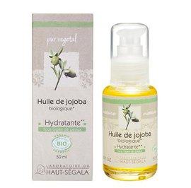 Organic* jojoba oil - Laboratoire du haut segala - Massage and relaxation