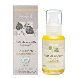 Organic* hazelnut oil - Laboratoire du haut segala - Massage and relaxation