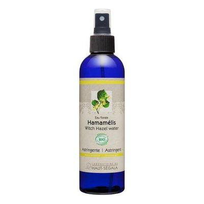Witch hazel floral water (Hamamelis) - Laboratoire du haut segala - Face